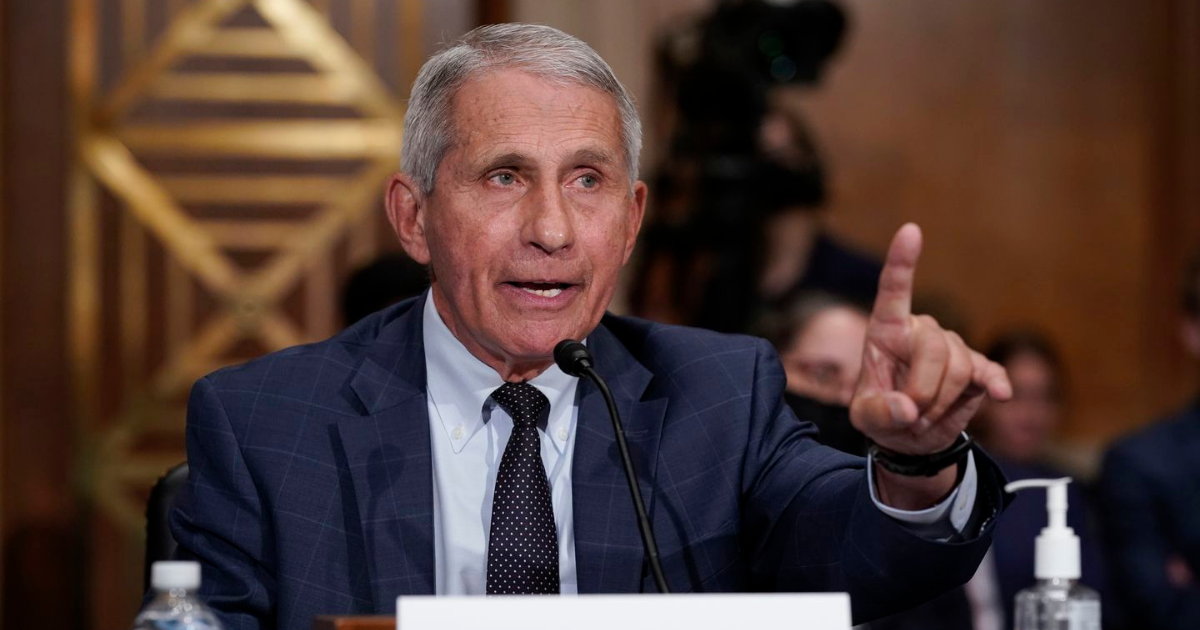 Fauci Says 'Things Are Going To Get Worse' With COVID Delta Variant