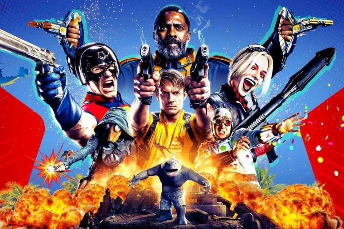 The Suicide Squad: Movie Review